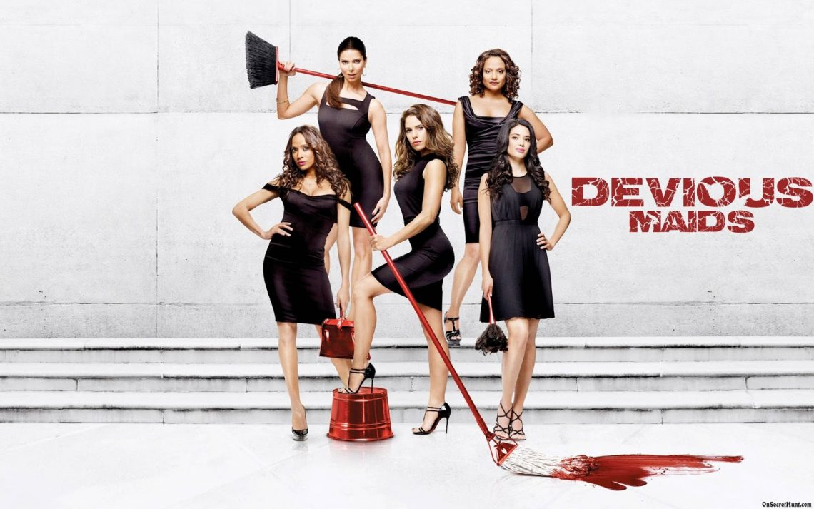 Devious Maids série télé tv ciné critique