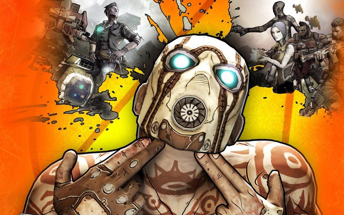 Borderlands 2 blog jeux vidéo gamer girl nostalgeek consoles videoludique bilan à quoi j'ai joué