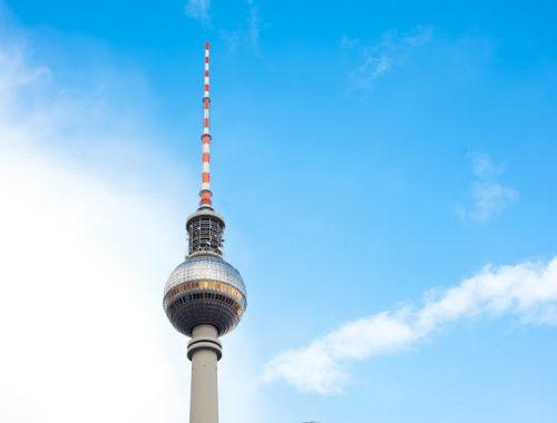 à la découverte de berlin blog voyage blogueuse fernsehturm tourisme