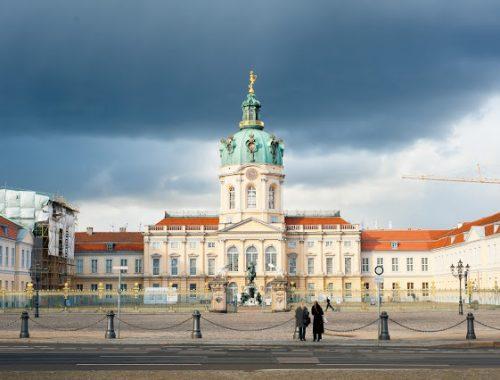 schloss charlottenburg château de charlottenbourg blog voyage travel blogueuse berlin
