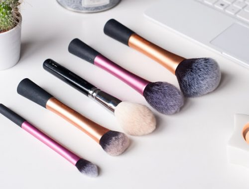 Pinceaux favoris Zoeva teint real technique brushes brush makeup maquillage face powder blush tools