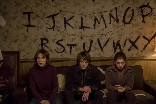 Stranger Things série Netflix critique mlle nostalgeek blog tv ciné nouveautés