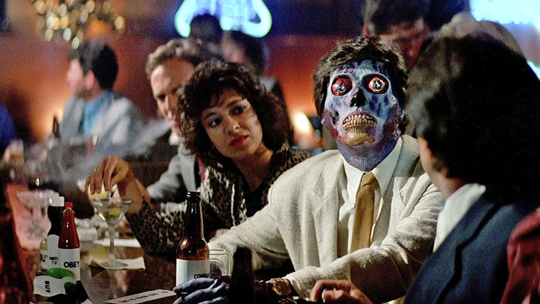 they live invasion los angeles john carpenter