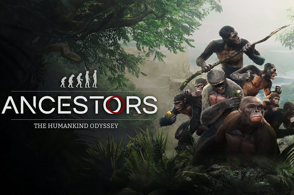 mlle nostalgeek blog videoludique bilan septembre 2019 sortie jeux video revue test ancestors the humand kind odyssey
