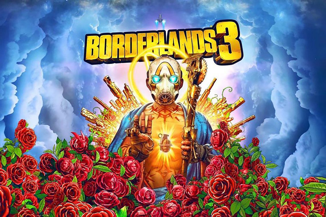 mlle nostalgeek blog videoludique bilan septembre 2019 sortie jeux video revue test gearbox software borderlands 3