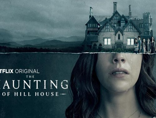 mlle nostalgeek blog geek série automne halloween épouvante horreur the haunting of hill house netflix critique avis Shirley Jackson Mike Flanagan