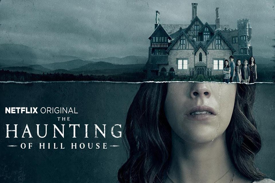 mlle nostalgeek blog geek série automne halloween épouvante horreur the haunting of hill house netflix critique avis Shirley Jackson Mike Flanagan
