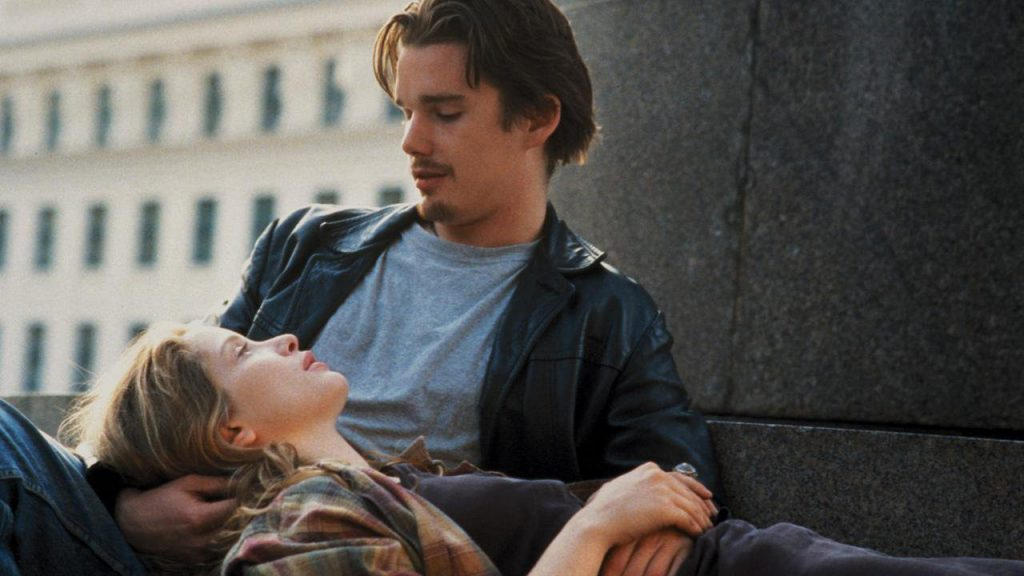 films à regarder pour la saint valentin la la land eternal sunshine of the spotless mind crazy stupid love blue valentine before sunrise ryan gosling emma stone michelle williams ethan hawke romantique drame
