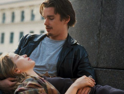 critique film before sunrise avec Ethan Hawke et Julie Delpy