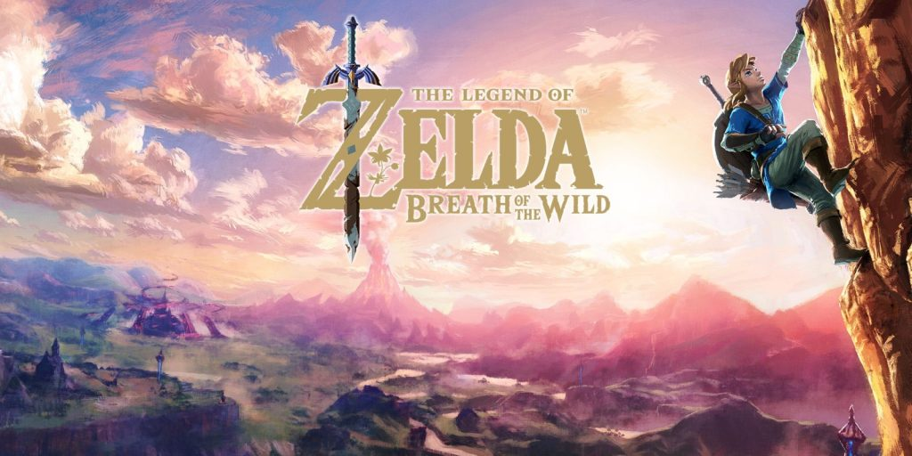 Mlle Nostalgeek blog geek jeux video Nintendo Switch The Legend Of Zelda Breath of the Wild